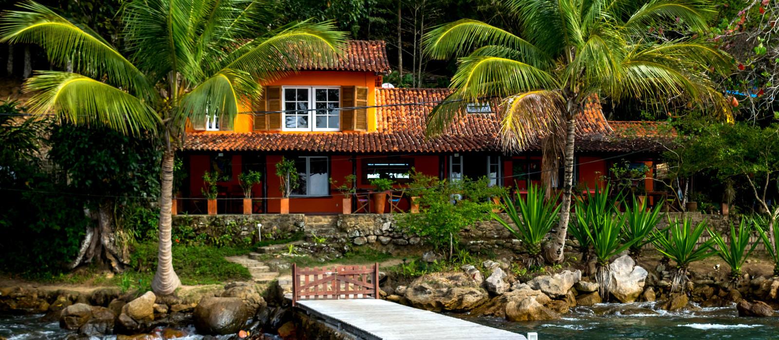 Hotel Sagu Mini Resort Brasilien