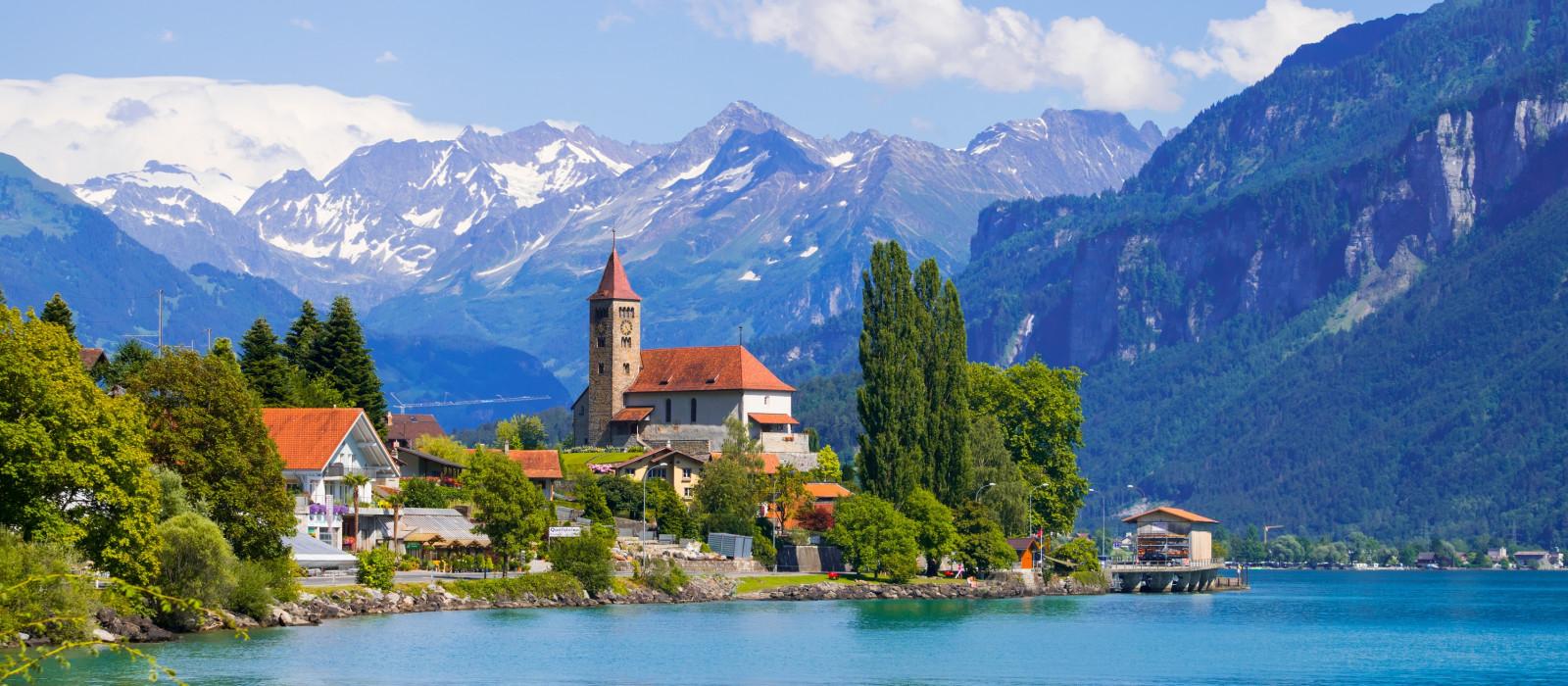 Destination Interlaken Switzerland
