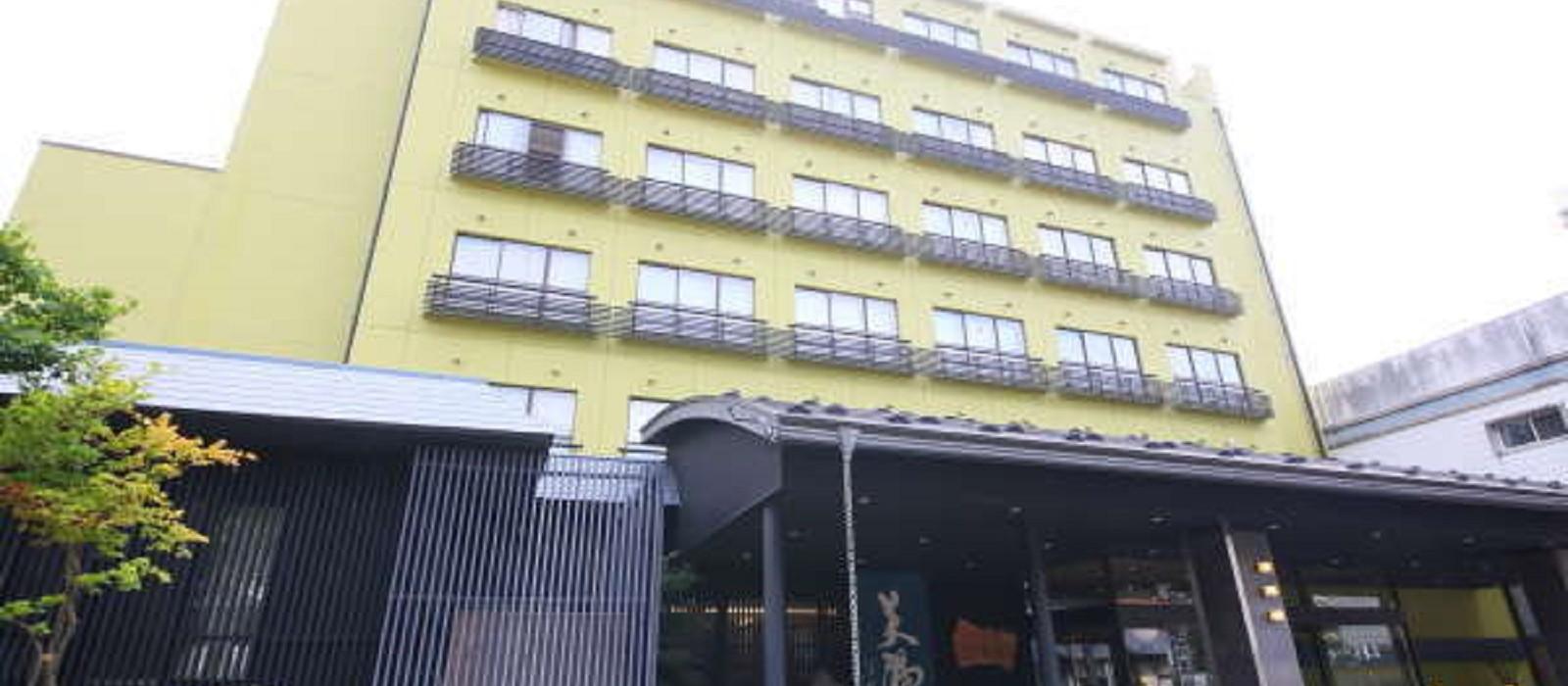 Hotel Biyunoyado Ryokan Japan