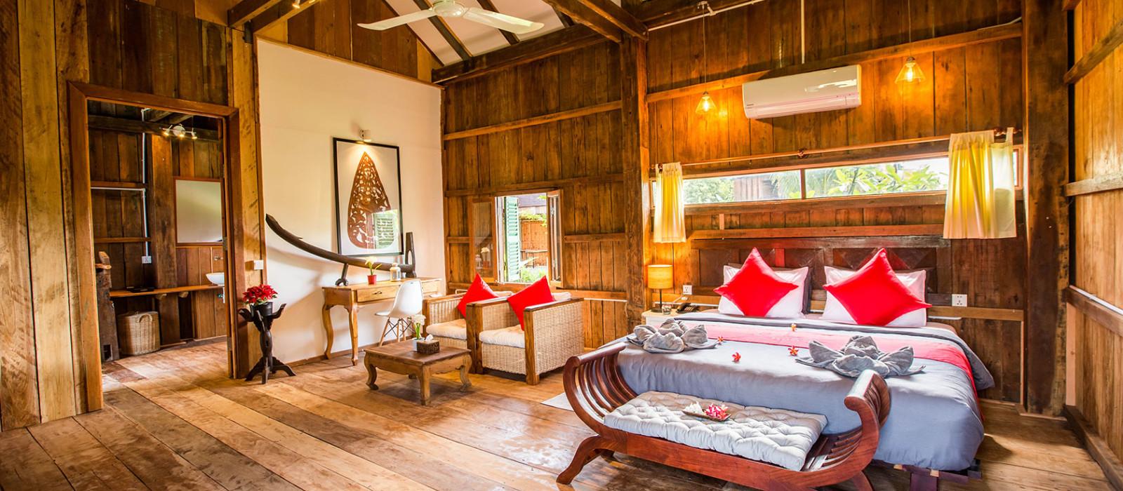 Hotel Kampot River Residence Cambodia