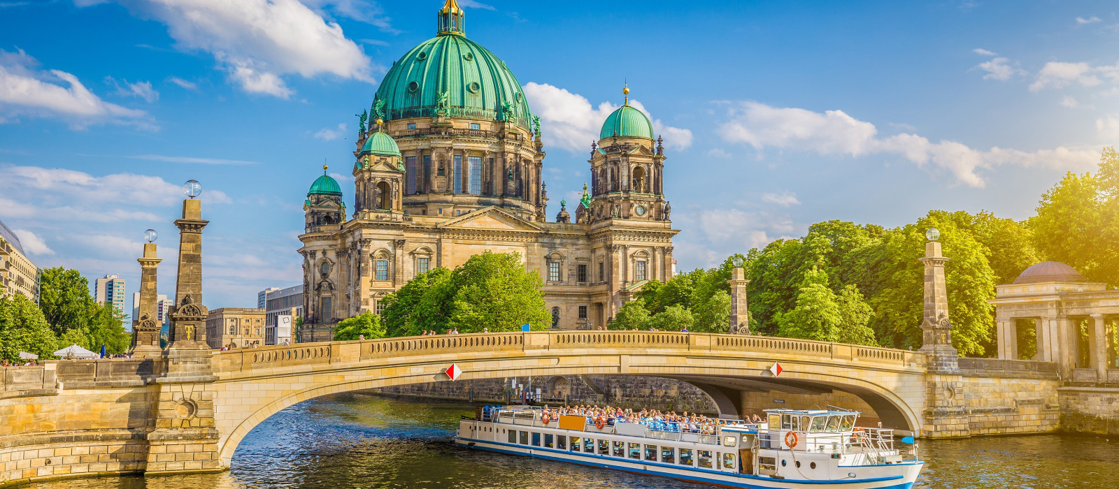 Destination Berlin Germany