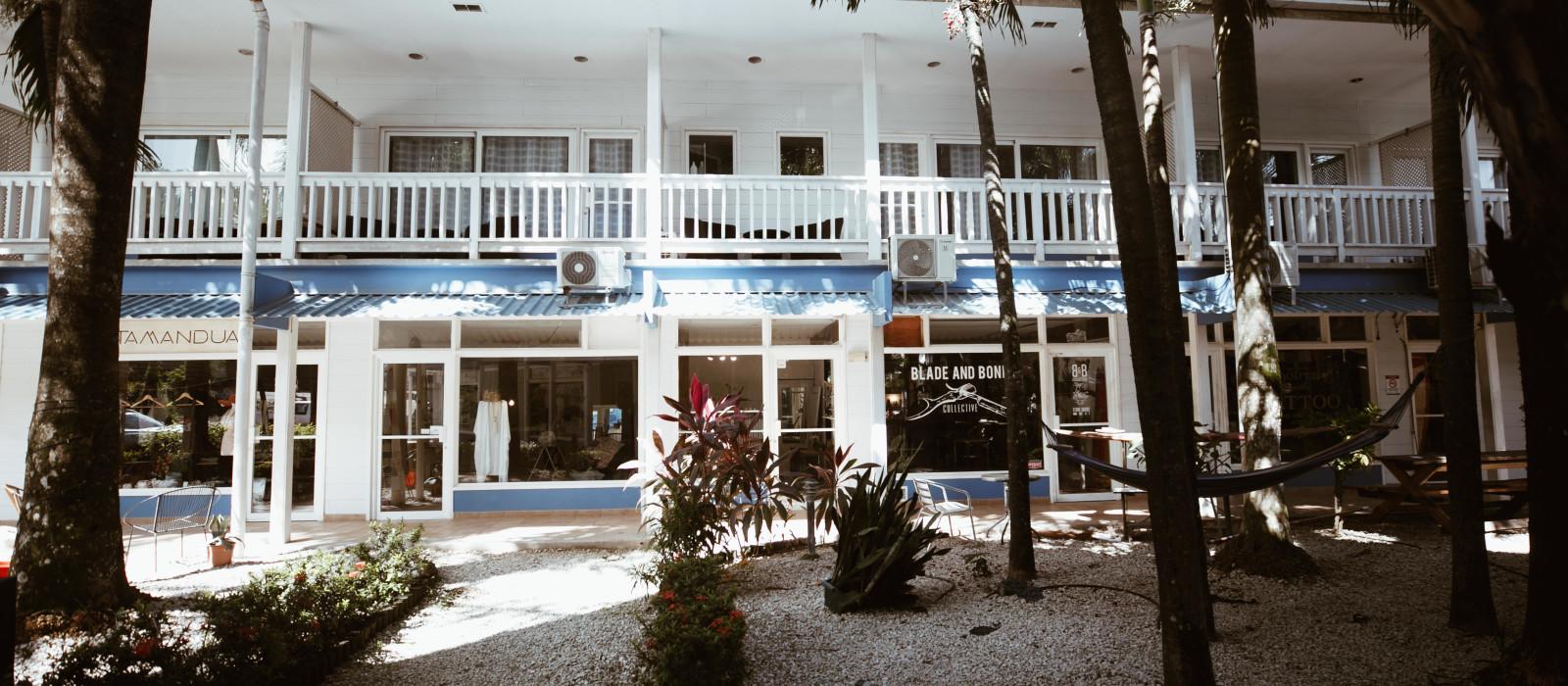Hotel  Santa Teresa Costa Rica