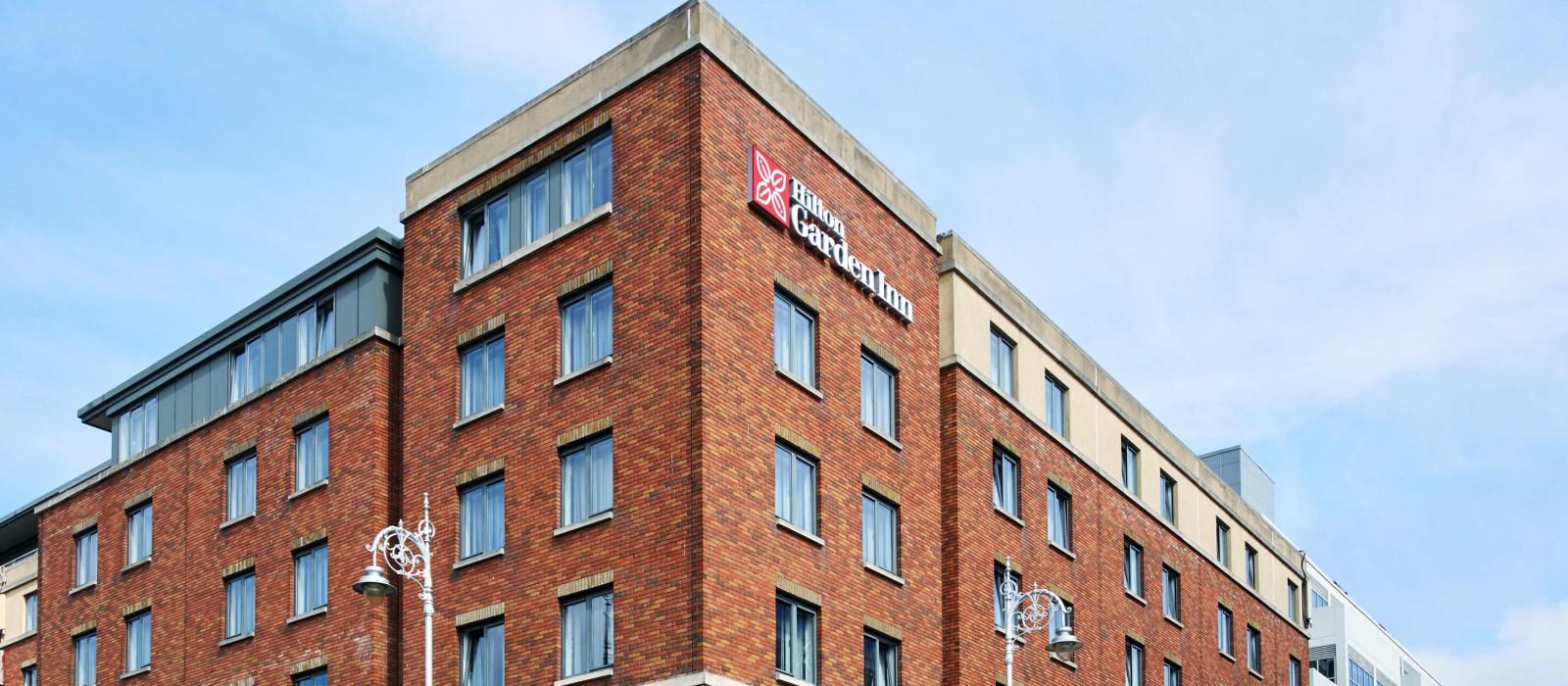 Hotel Hilton Garden Inn Dublin Custom House UK & Ireland