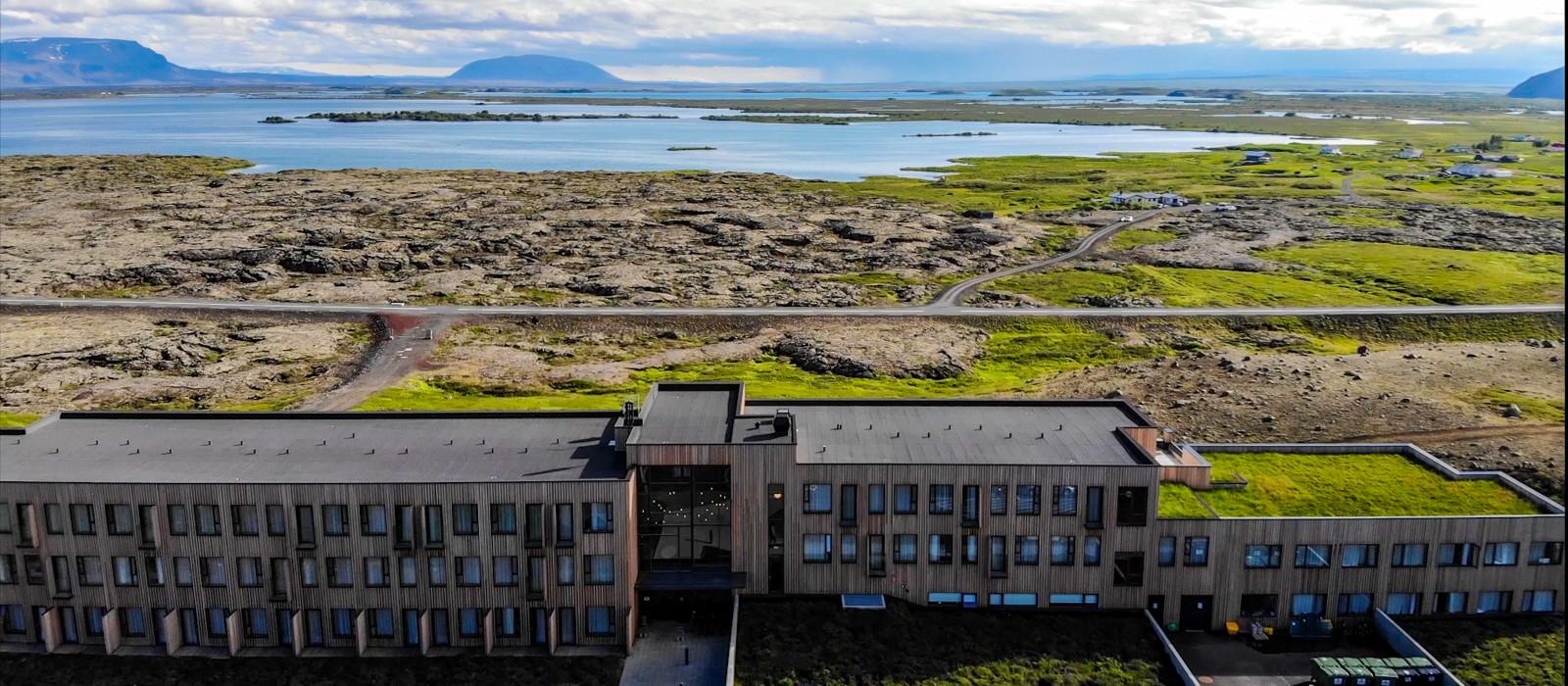 Hotel Foss Myvatn Island