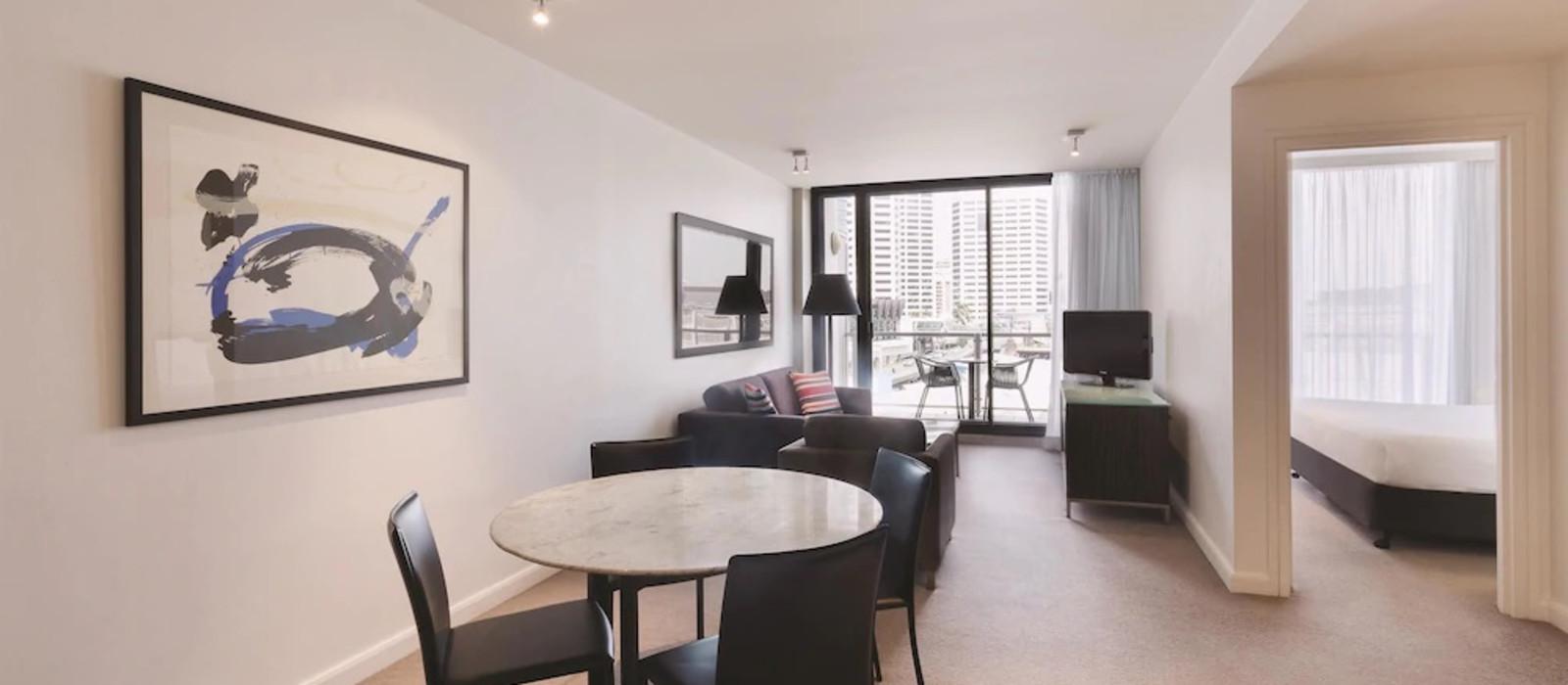 Hotel Adina Apartment  Sydney Darling Harbour Australia