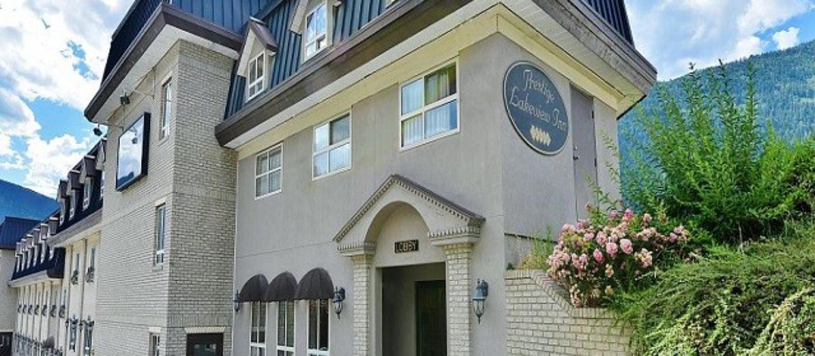 Hotel Prestige Inn Nelson %region%