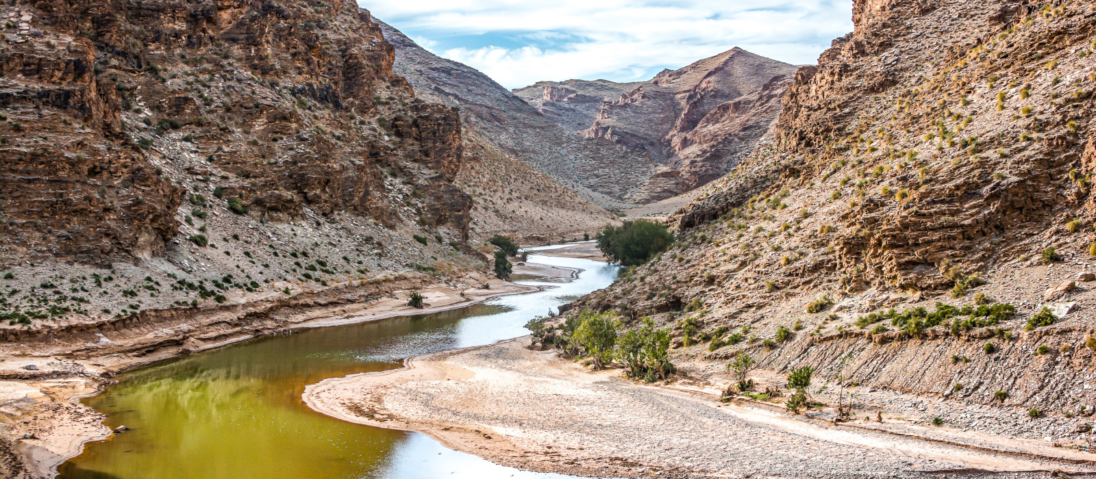 Reiseziel Midelt Marokko