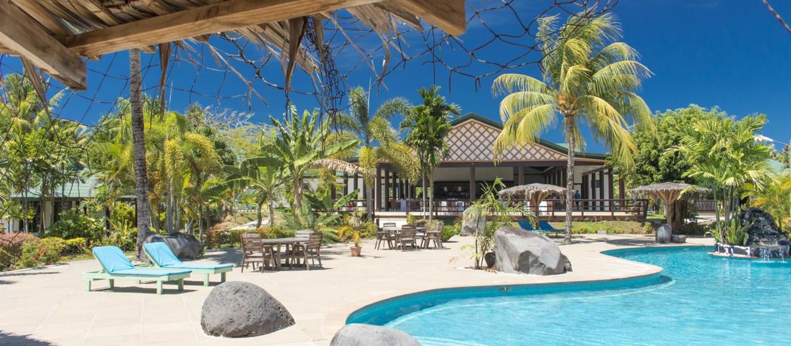 Hotel Amoa Beach Resort Samoa