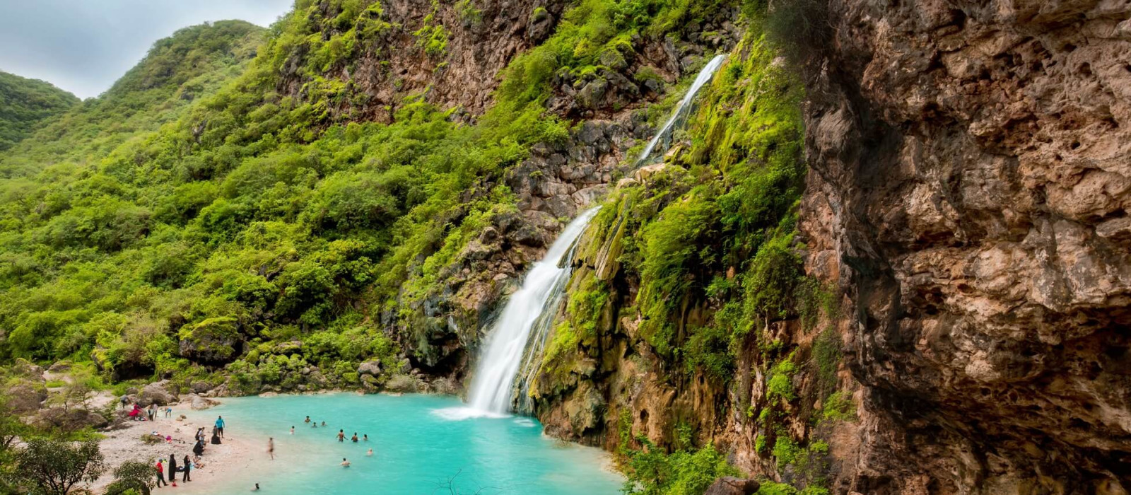 Reiseziel Salalah Oman