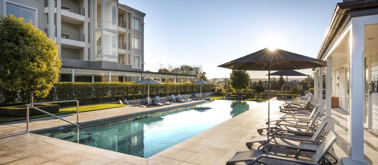 Hotel Hilton Lake Taupo Neuseeland