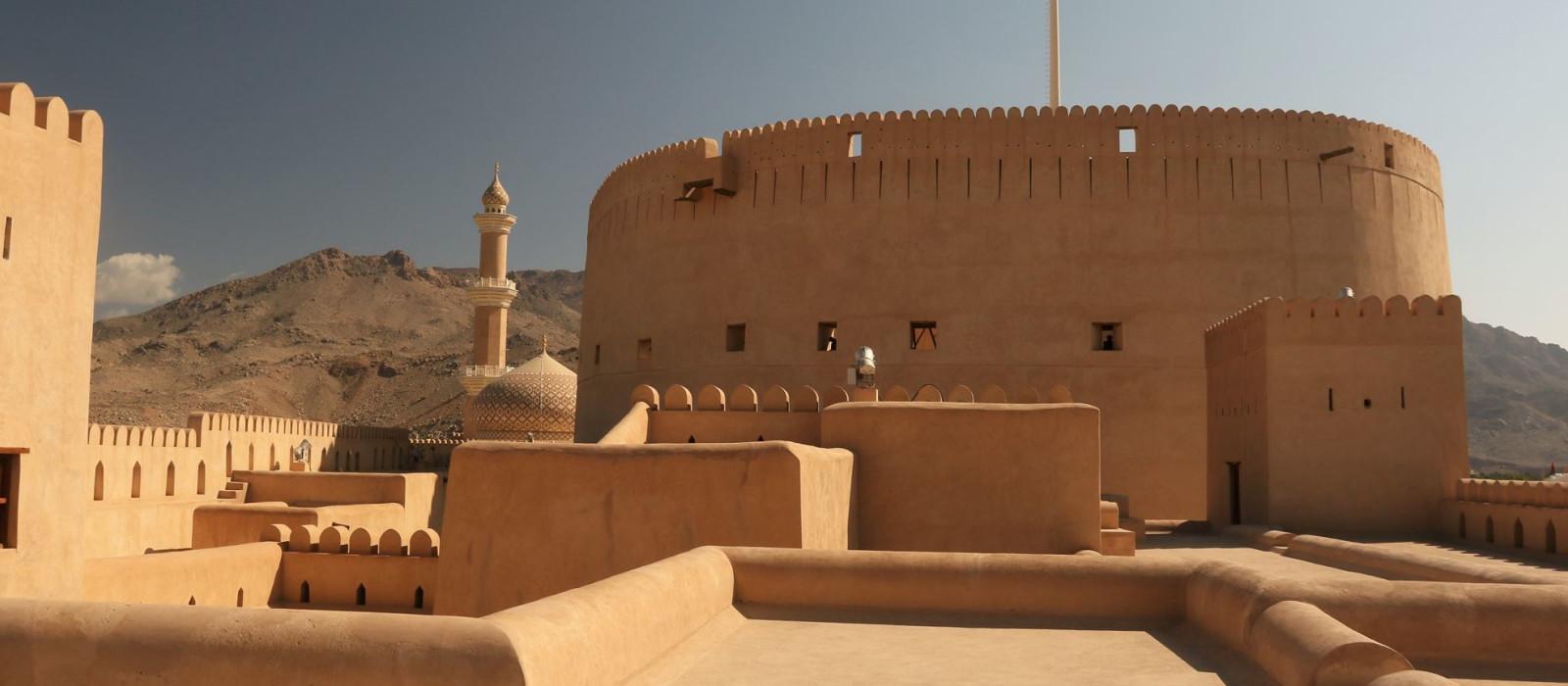 Reiseziel Nizwa Oman