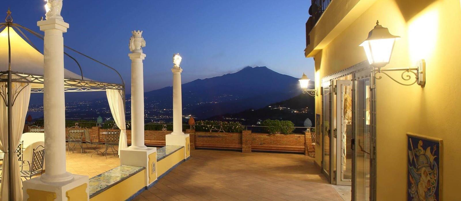 Hotel  Villa Angela Italien
