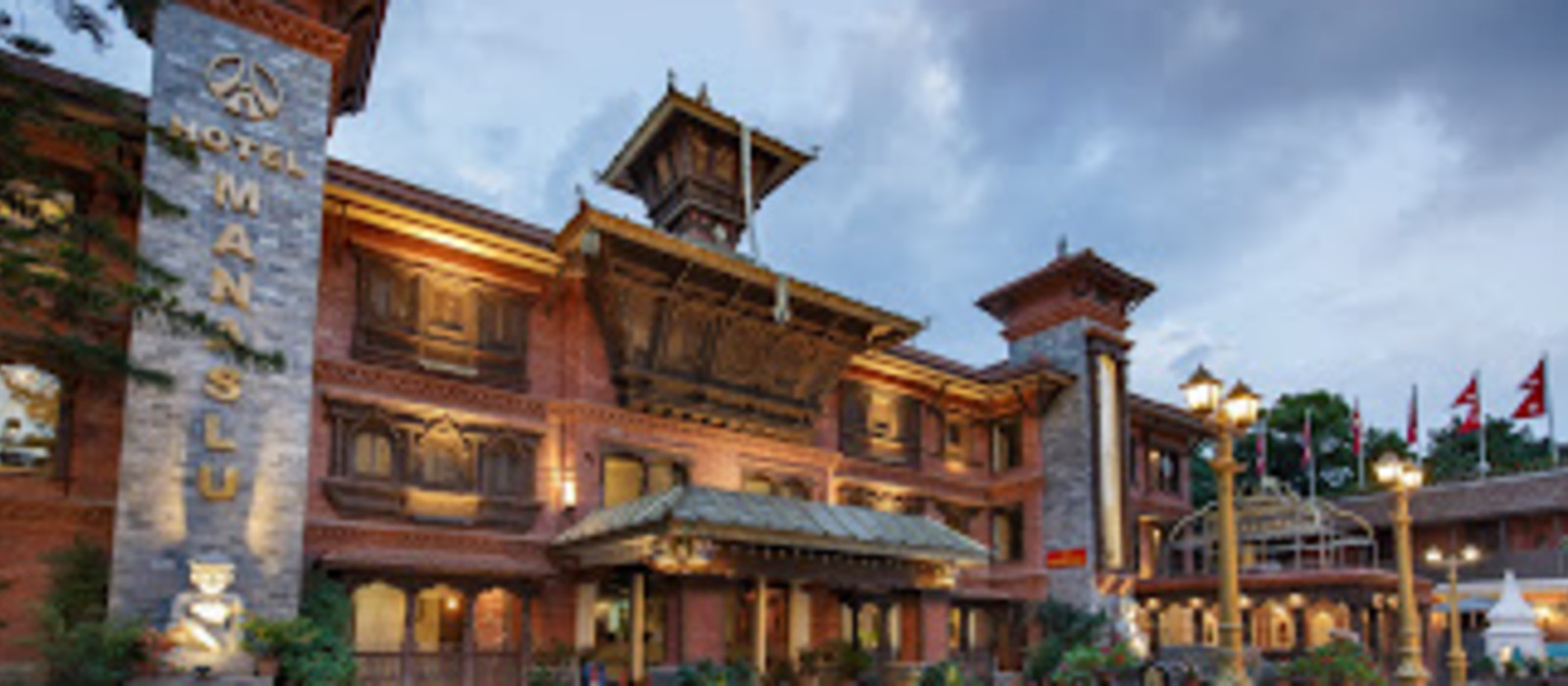 Hotel  Manaslu Nepal