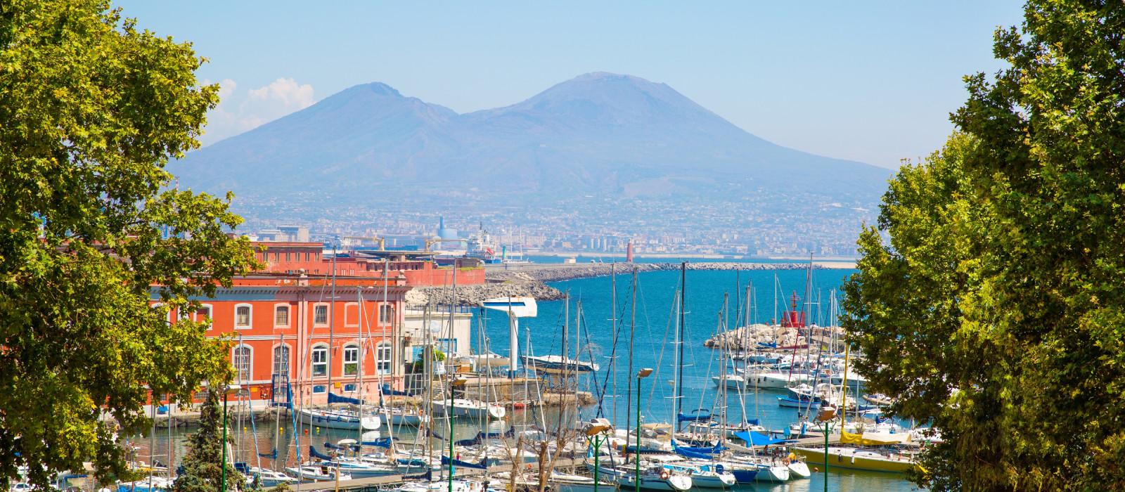 Destination Naples Italy