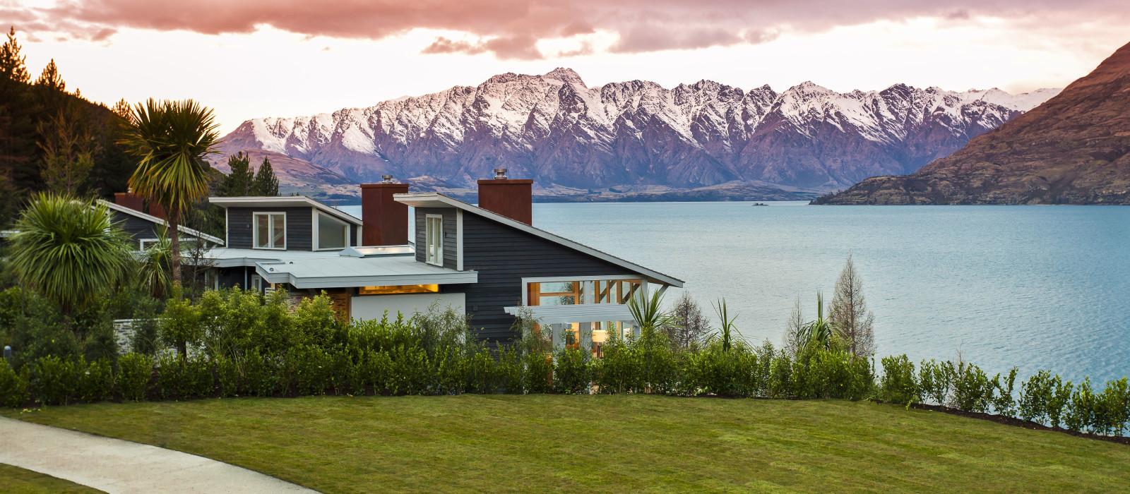 Hotel Matakauri Lodge Neuseeland