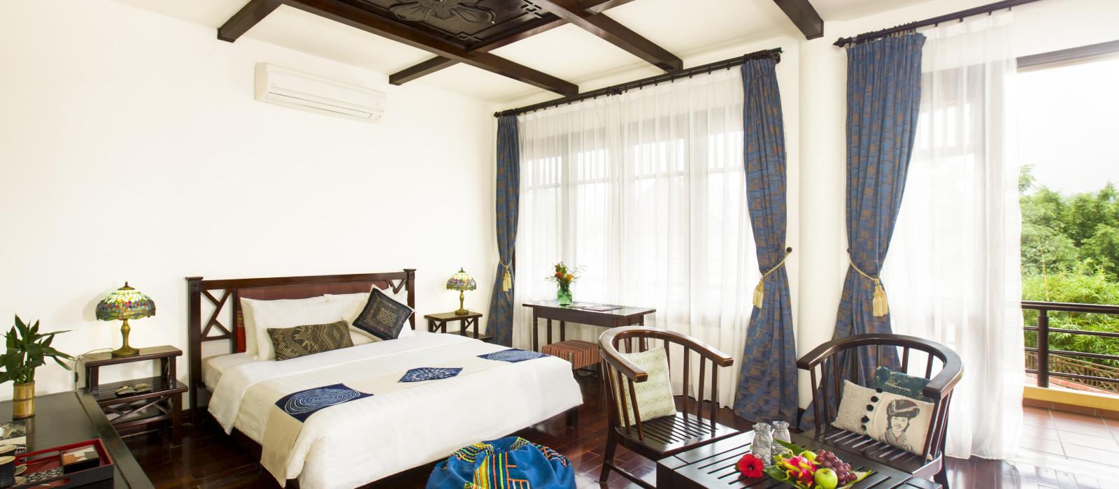 Hotel Mai Chau Lodge Vietnam