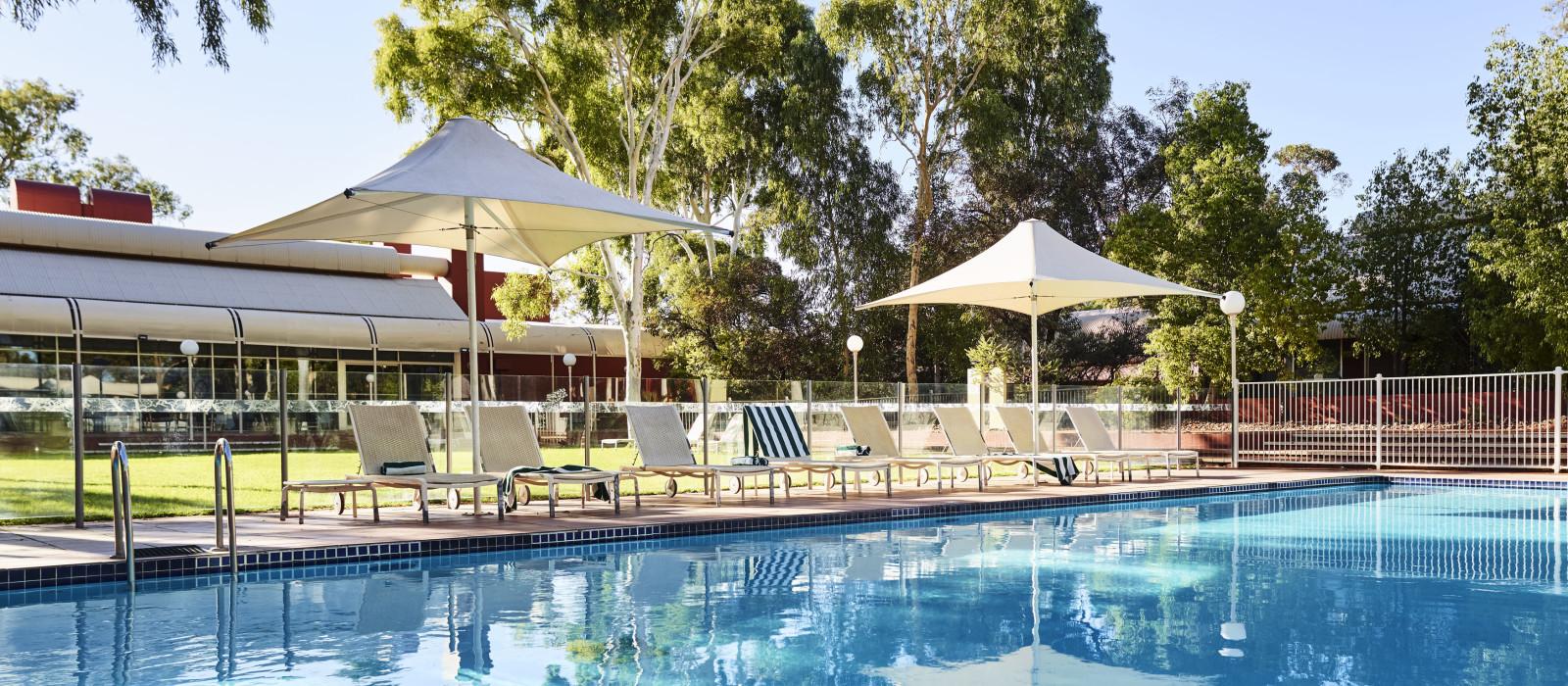 Hotel Voyages Desert Gardens  Australia