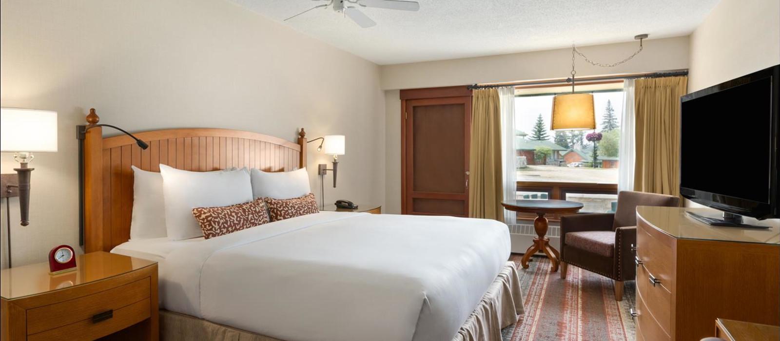 Hotel Fairmont Jasper Park Lodge Canada