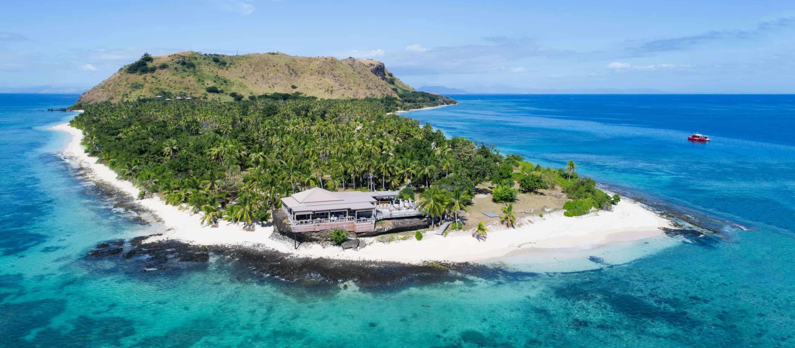 Hotel Vomo Island Resort Fiji