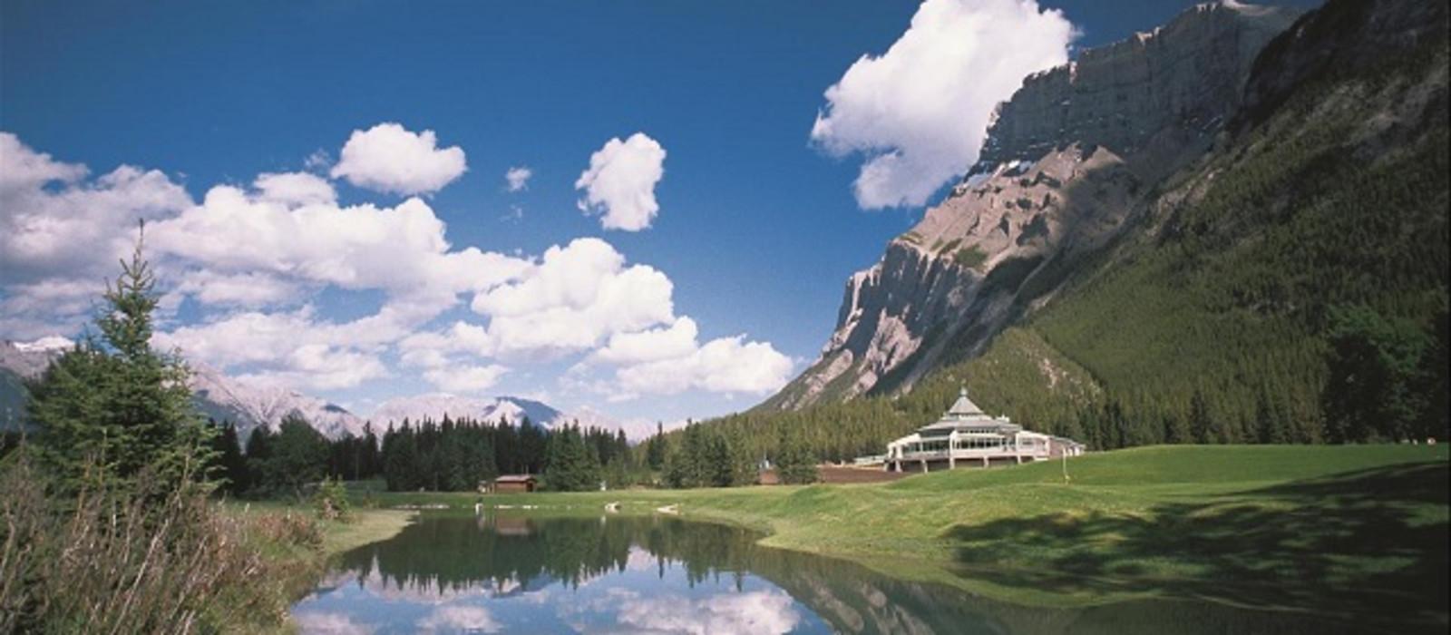 Hotel Fairmont Banff Springs Kanada