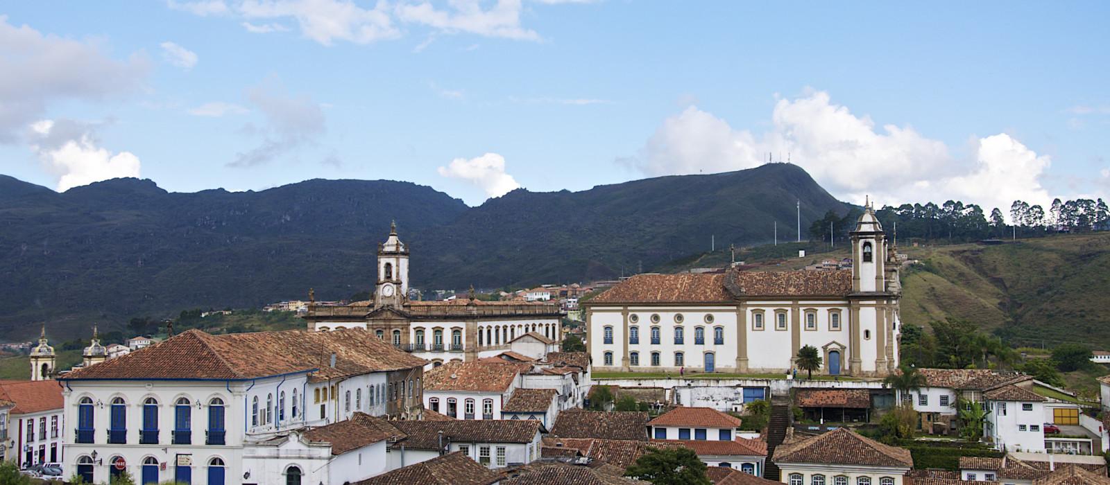 Destination Ouro Preto Brazil
