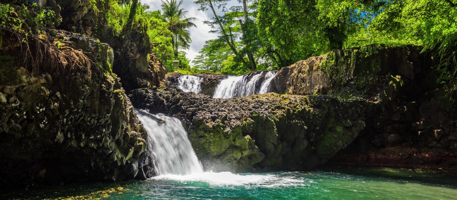 Reiseziel Upolu Samoa