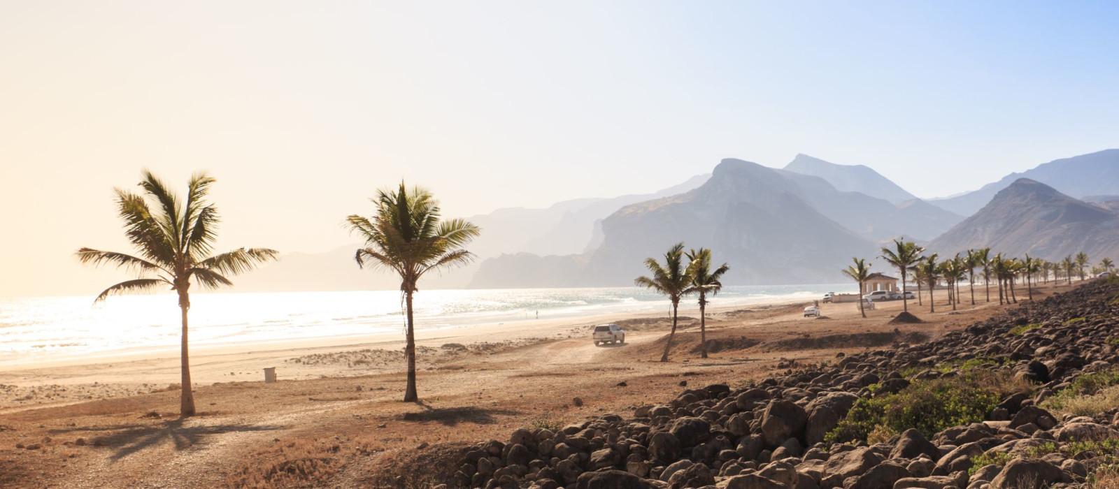Destination Salalah Oman
