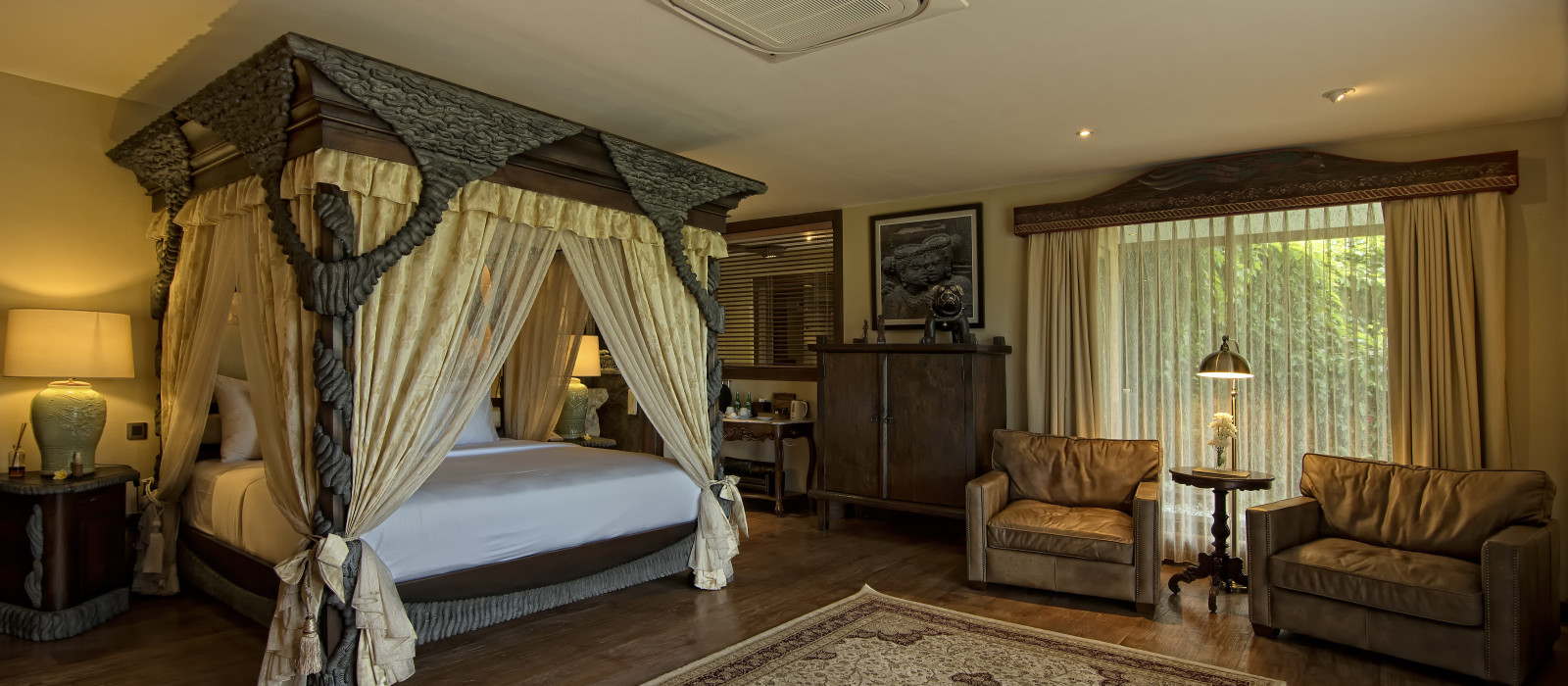Hotel Permata Ayung Private Estate Ubud Indonesien