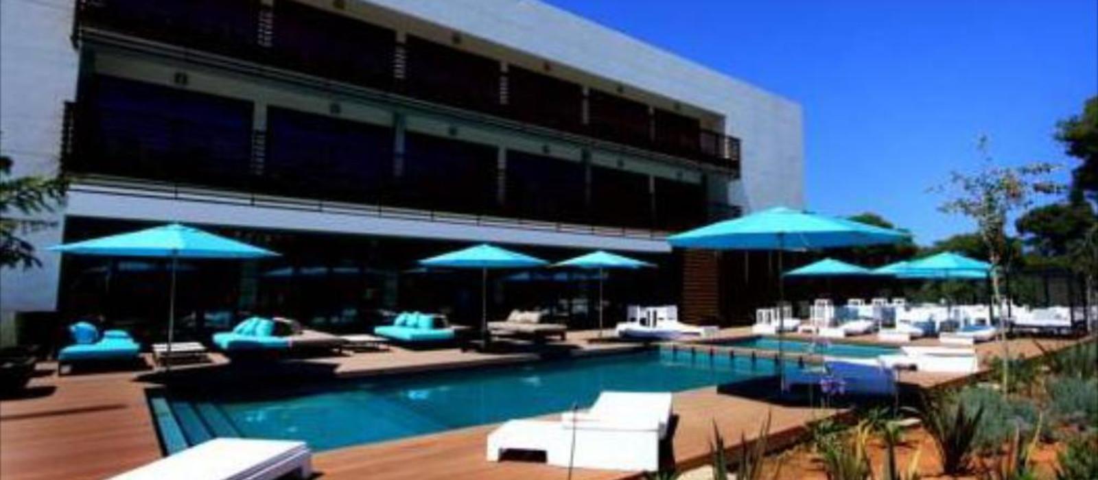 Hotel  Souani (Al Hoceima Bay) Marokko