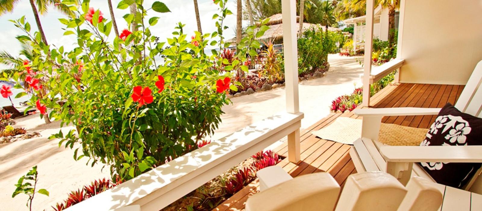 Hotel Manuia Beach Resort Cook Inseln