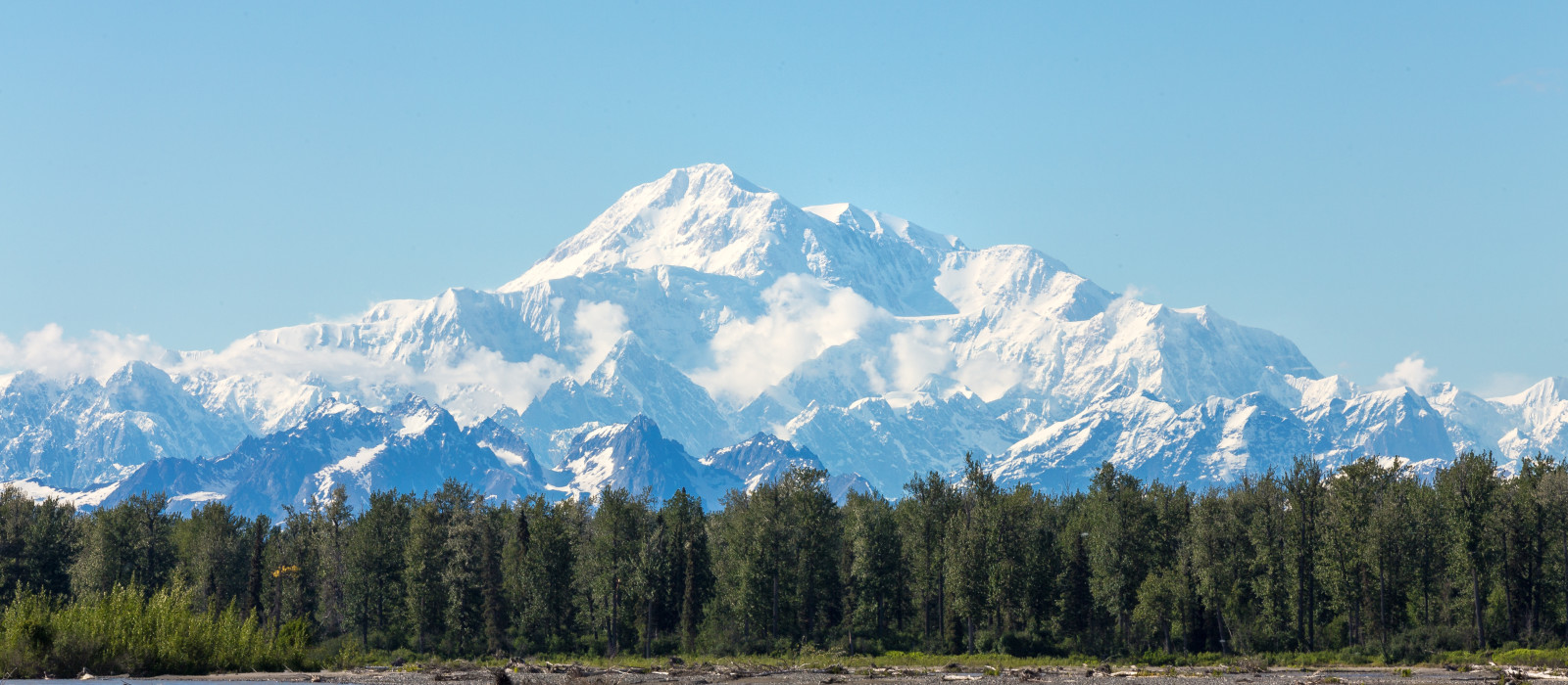Destination Talkeetna Alaska