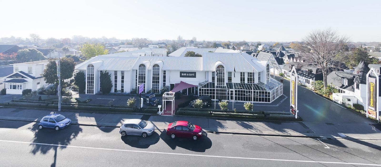 Hotel Pavilions  Neuseeland