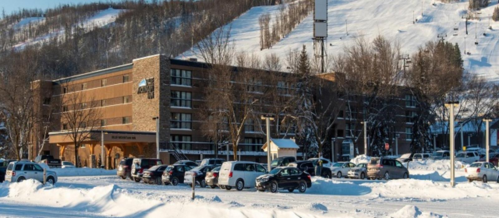 Hotel Blue Mountain Inn Canada