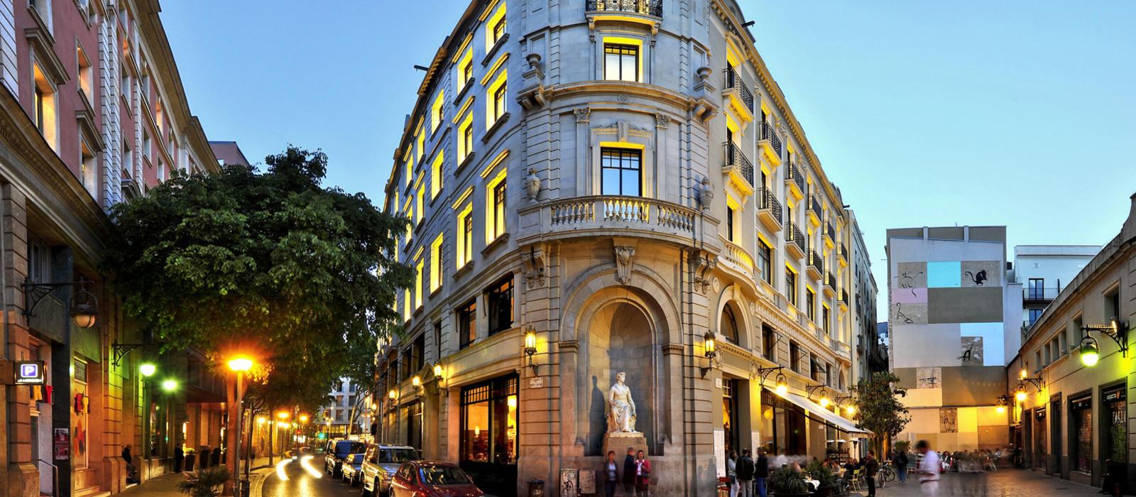 Hotel 1898  Spain