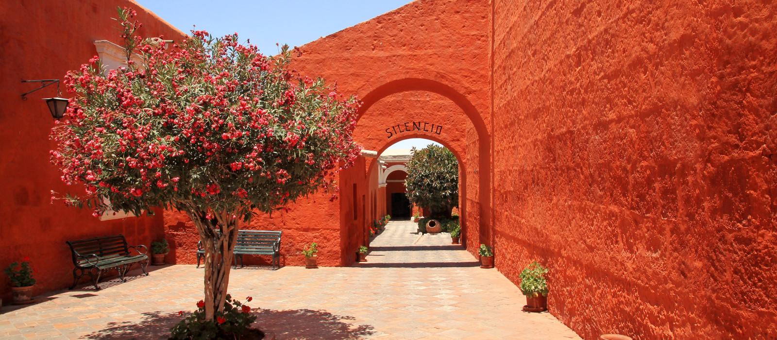 Hotel Casa Andina Premium Arequipa Peru