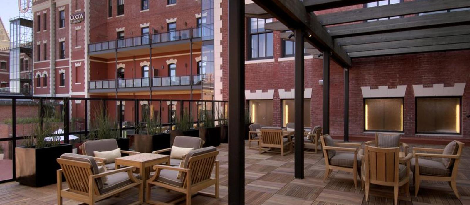 Hotel Fairmont Heritage Place Ghirardelli Square USA