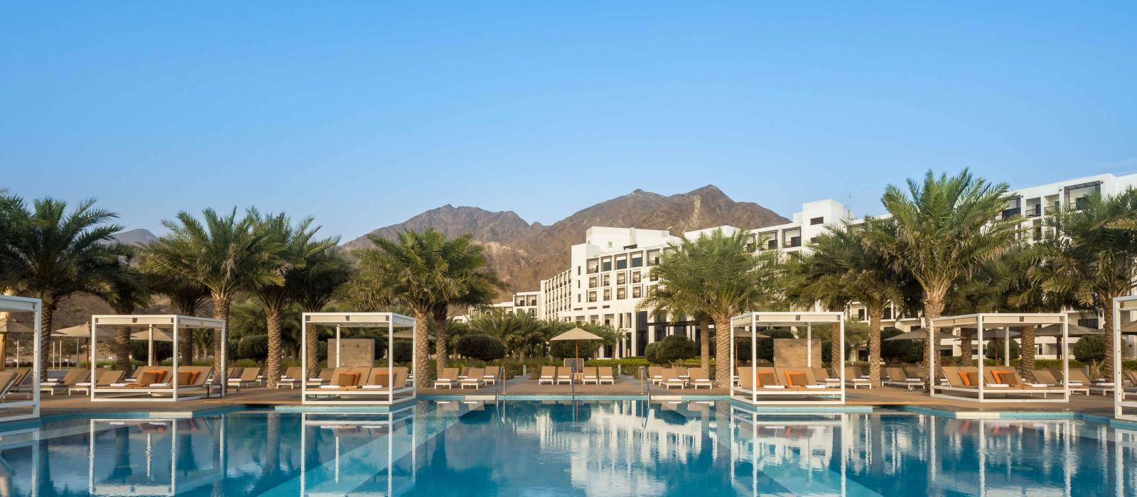 Hotel InterContinental Fujairah Resort Vereinigte Arabische Emirate