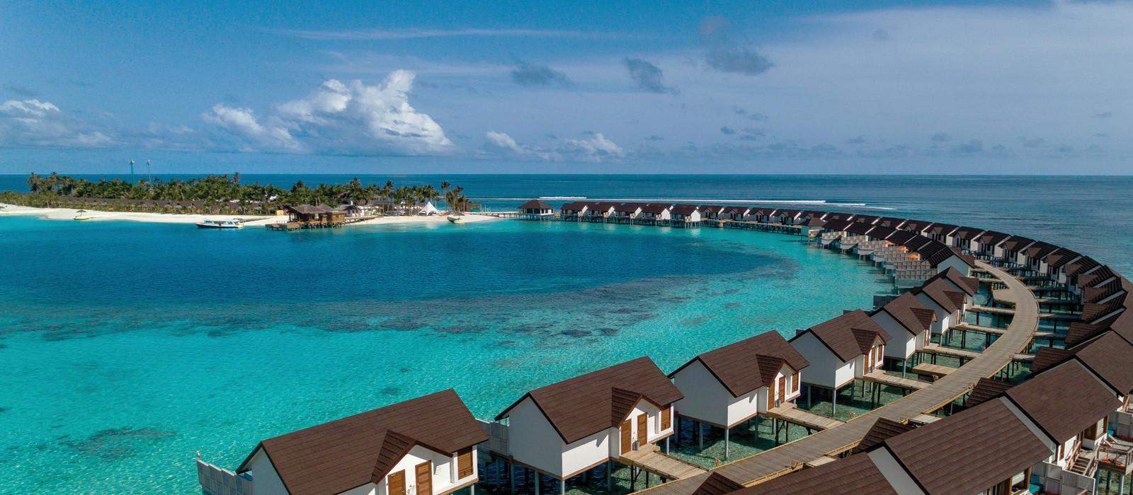 Hotel OBLU SELECT at Sangeli Malediven
