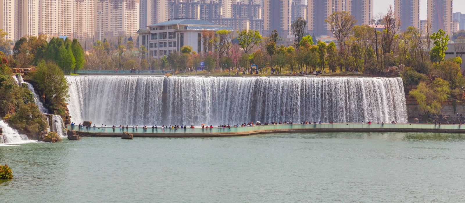 Destination Kunming China