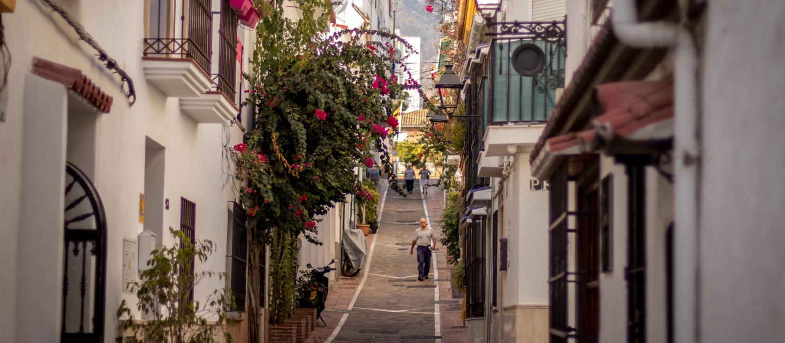Reiseziel Marbella Spanien
