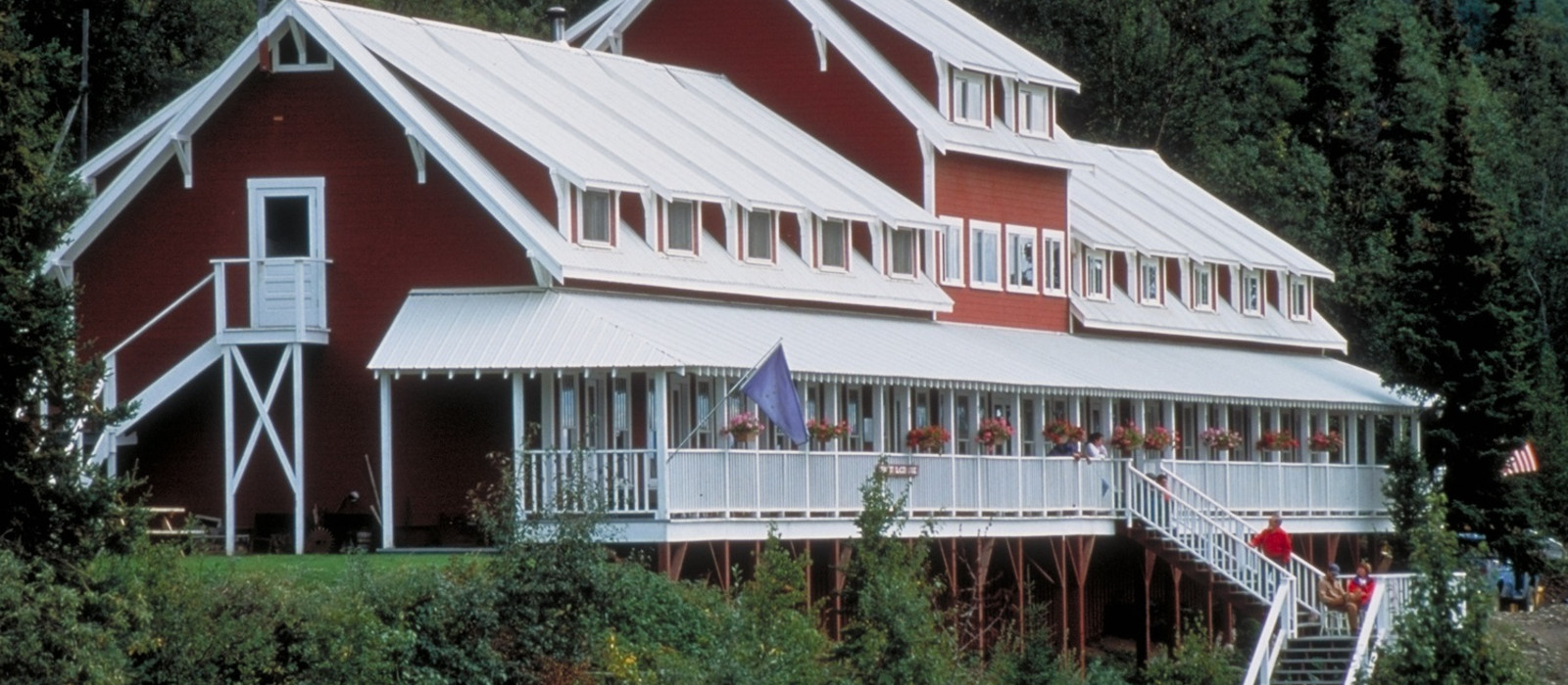 Hotel Kennicott Glacier Lodge %region%
