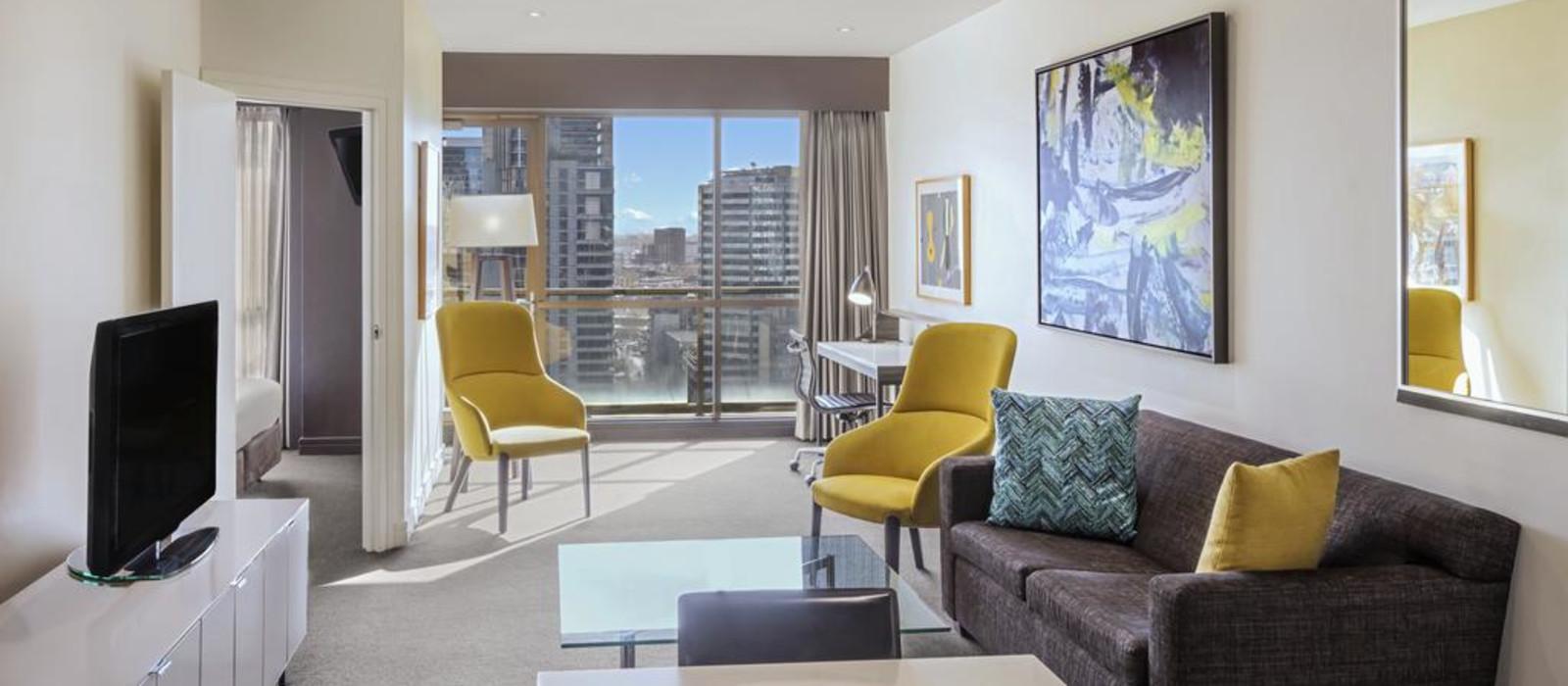 Hotel Adina Apartment  Melbourne Australia