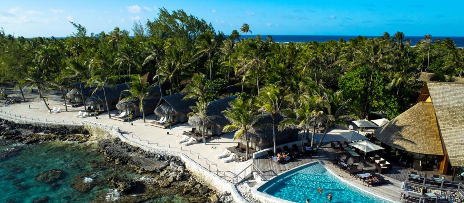 Hotel  Maitai Rangiroa Französisch Polynesien