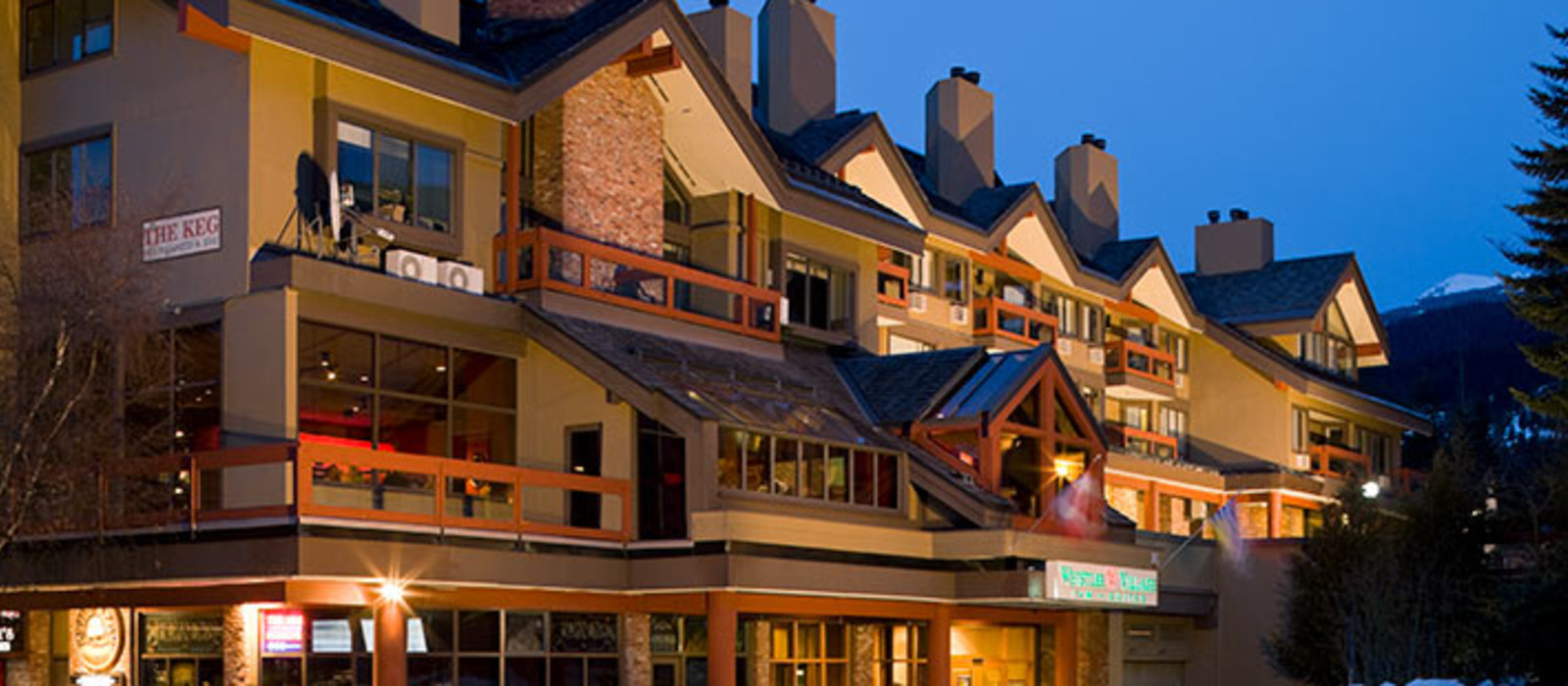 Hotel Whistler Village Inn and Suites Kanada