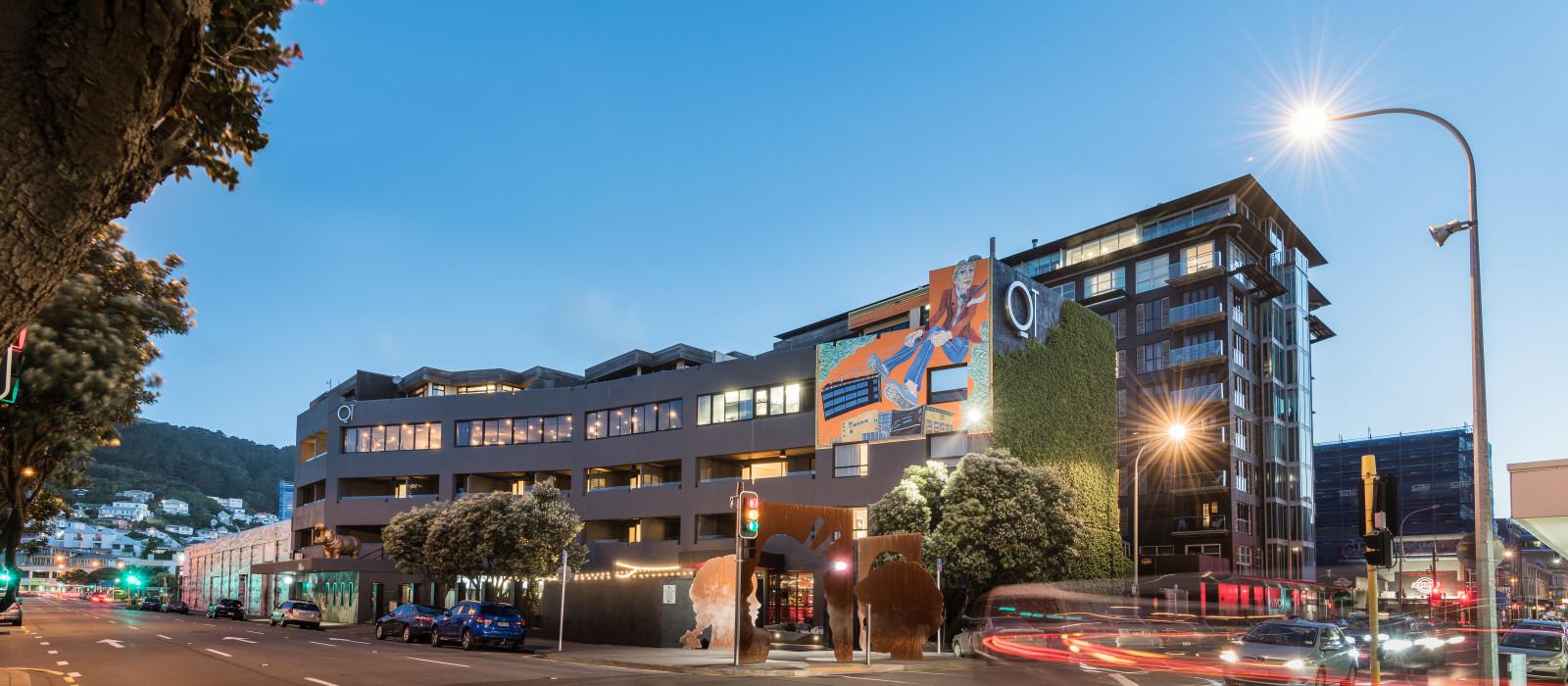 Hotel QT Wellington Neuseeland