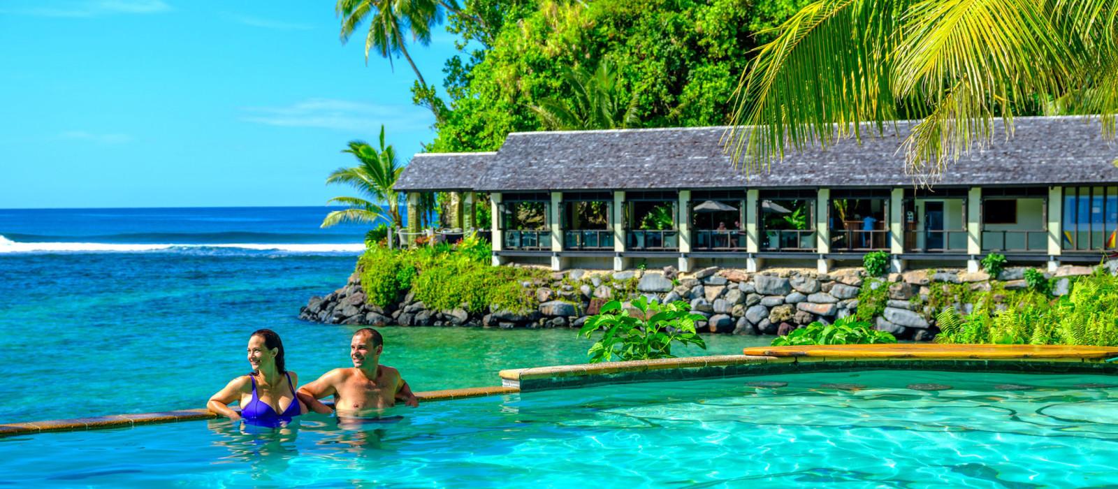 Hotel Seabreeze Resort Samoa