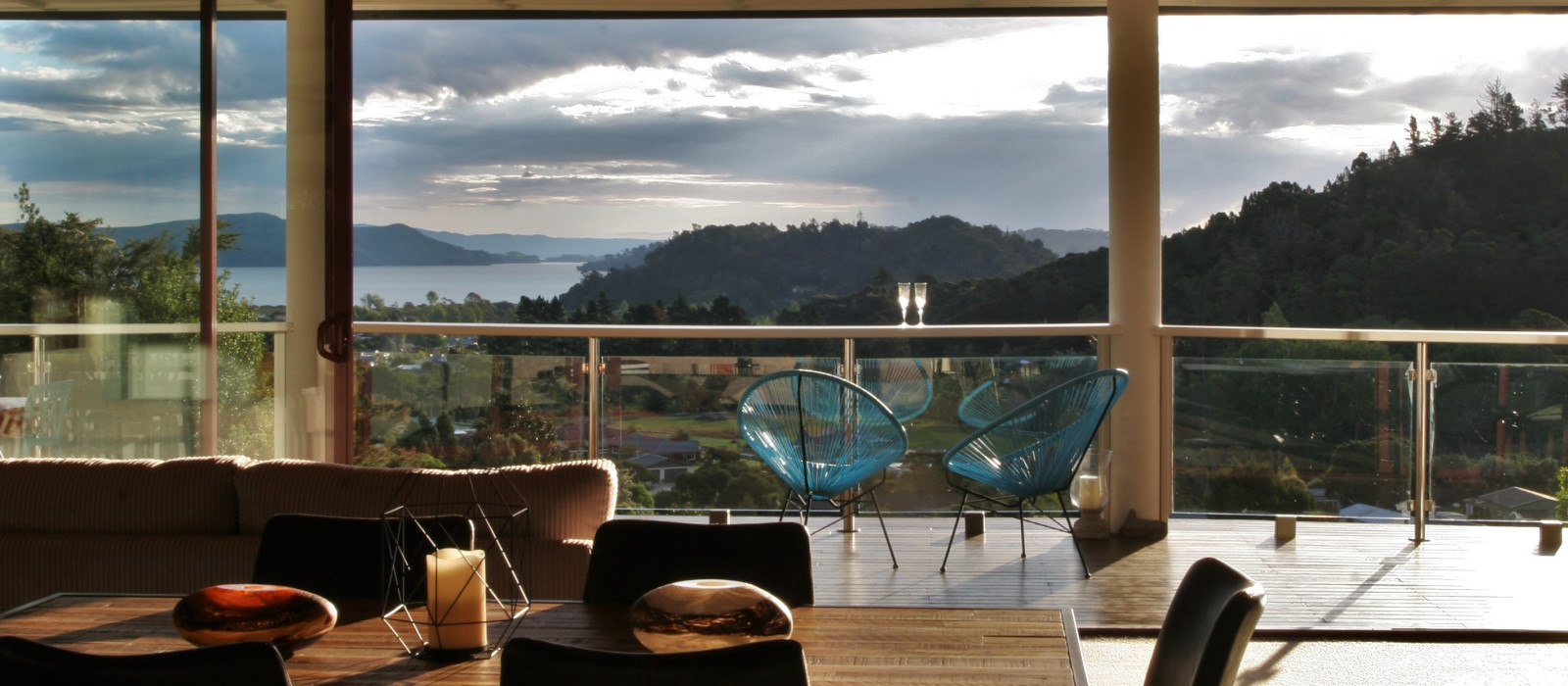 Hotel Coromandel Views B&B New Zealand