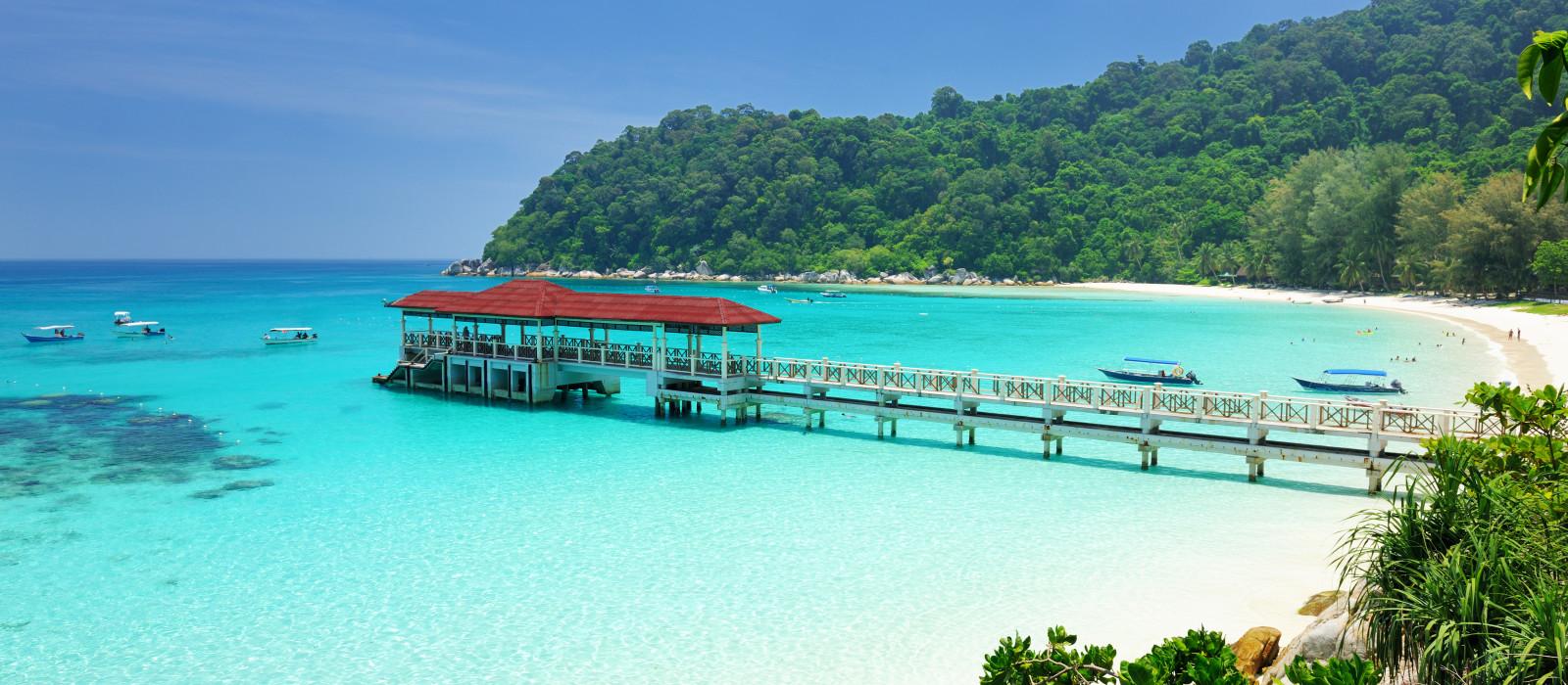 Reiseziel Perhentian Inseln Malaysia