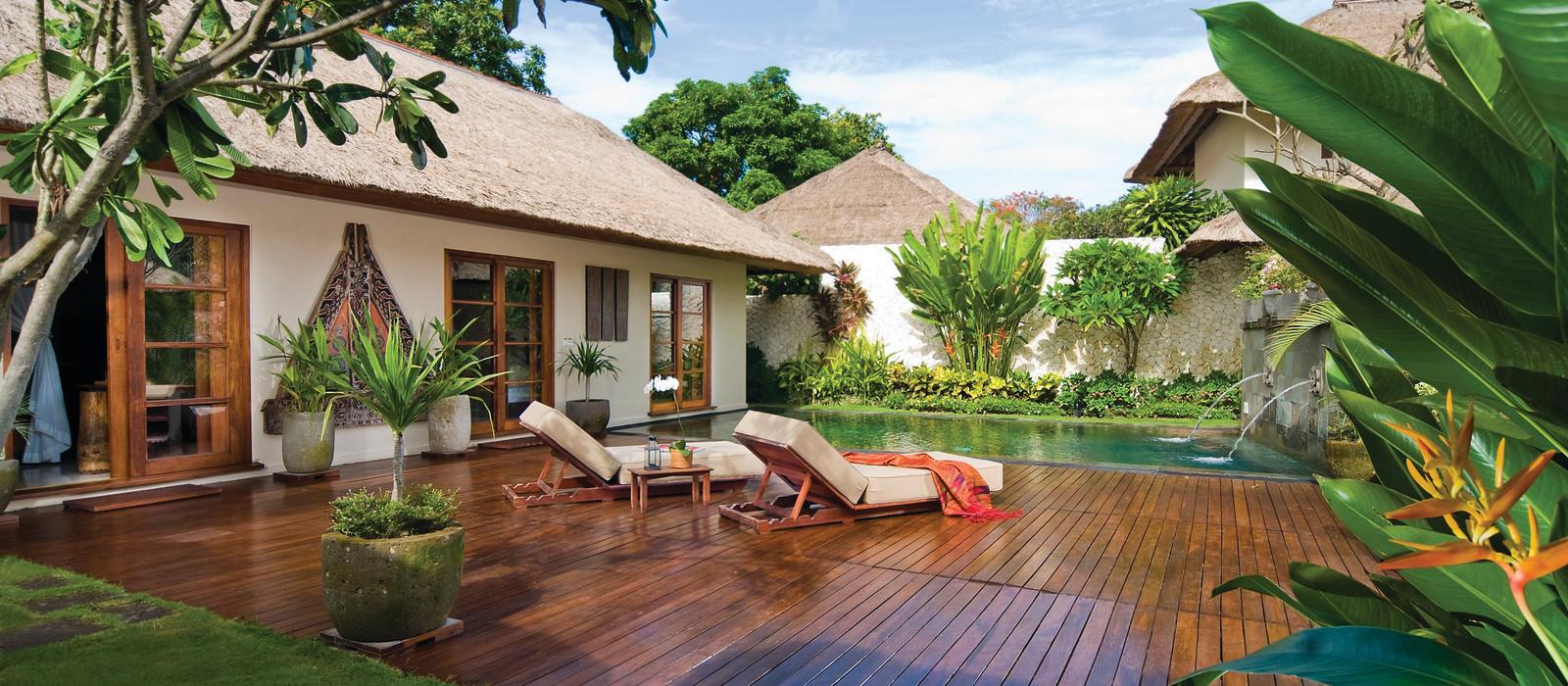 Hotel Belmond Jimbaran Puri Indonesien