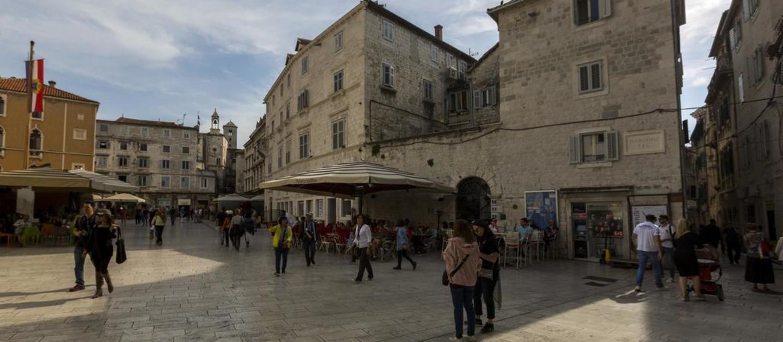 Hotel Palace Judita Heritage  Croatia & Slovenia
